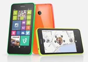 Nokia Lumia 635 – Verkaufsstart des günstigen LTE-Smartphones