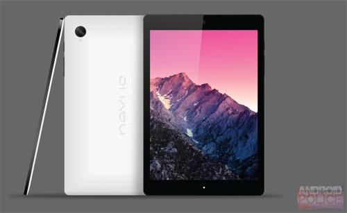 Gerücht: Nexus 9 Tablet von HTC?