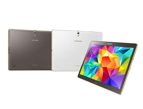 Samsung Galaxy Tab S – der iPad-Konkurrent