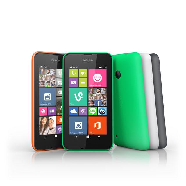 Schnäppchen: Nokia Lumia 530 und 32 GB MicroSD-Karte für 100,- Euro