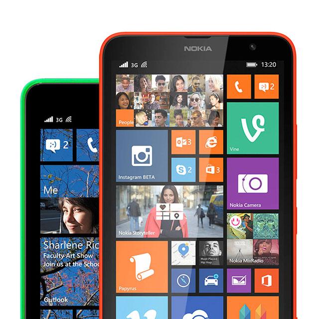 Nokia Lumia Smartphones: Microsoft startet Verteilung des Cyan Updates