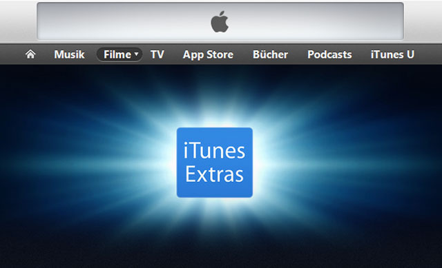 iTunes 11.3 mit iTunes Extras