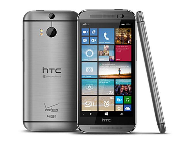 HTC One M8 for Windows vorgestellt – alle Daten, Fakten, Bilder