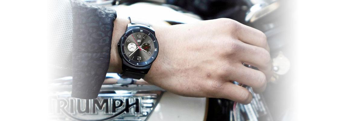 LG G Watch R – runde Smartwatch kommt zur IFA