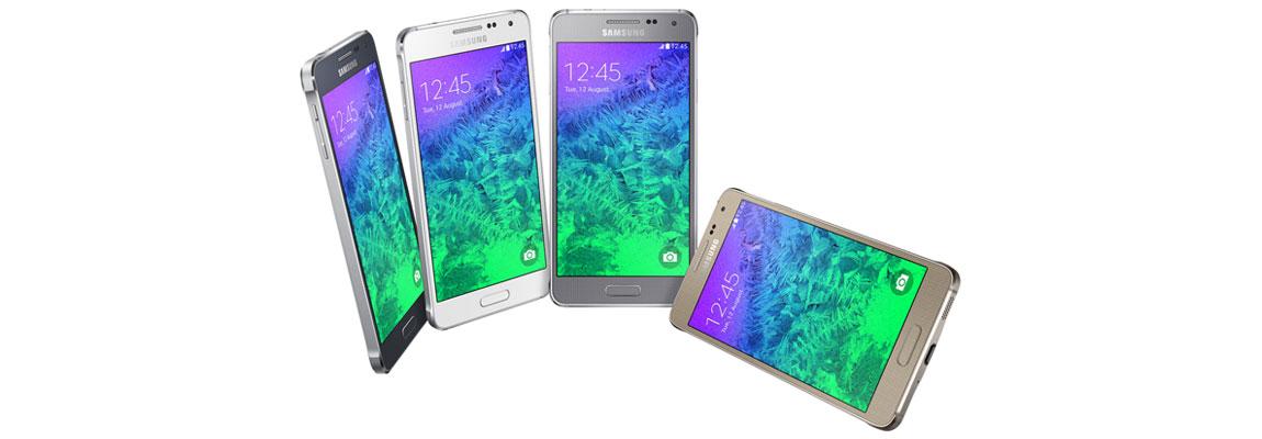 Samsung Galaxy Alpha offiziell vorgestellt – Konkurrent zum iPhone 6?