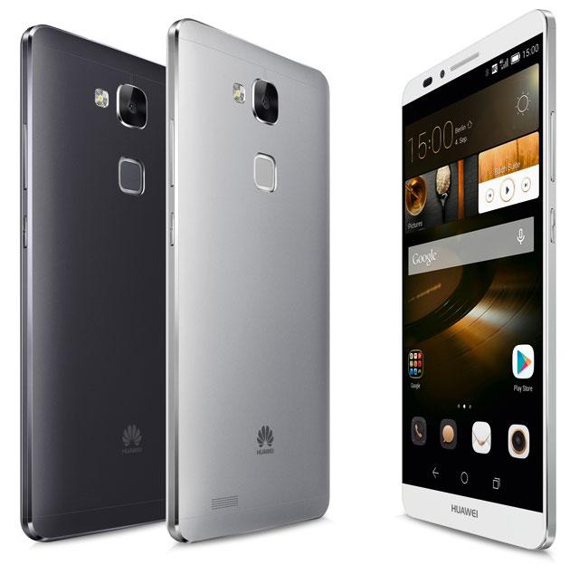 Schickes Phablet: Huawei Ascend Mate 7 – Daten, Fakten, Bilder