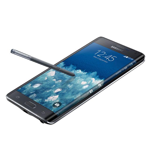 Samsung auf der IFA: Samsung Galaxy Note 4, Galaxy Note Edge, Gear S und Gear VR