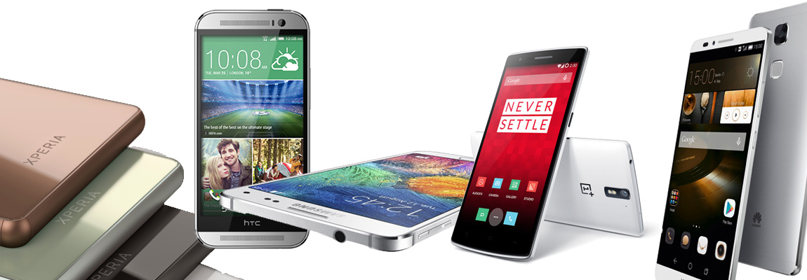 Kauf-Tipps: Top-Smartphones – die High End-Boliden