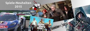 Spiele-Neuheiten 2015