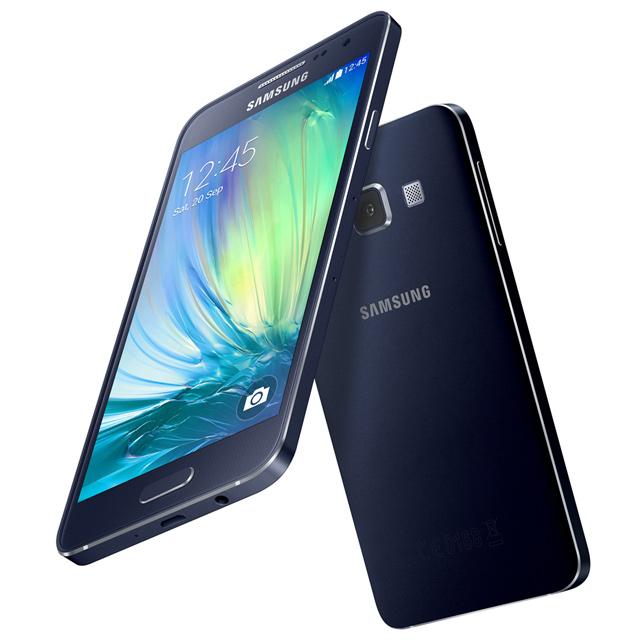 Das Kleine im Metallgehäuse: Samsung Galaxy A3 – alle Daten, Fakten, Bilder