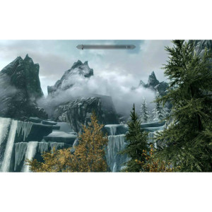 Skyrim - offene Spielwelt
