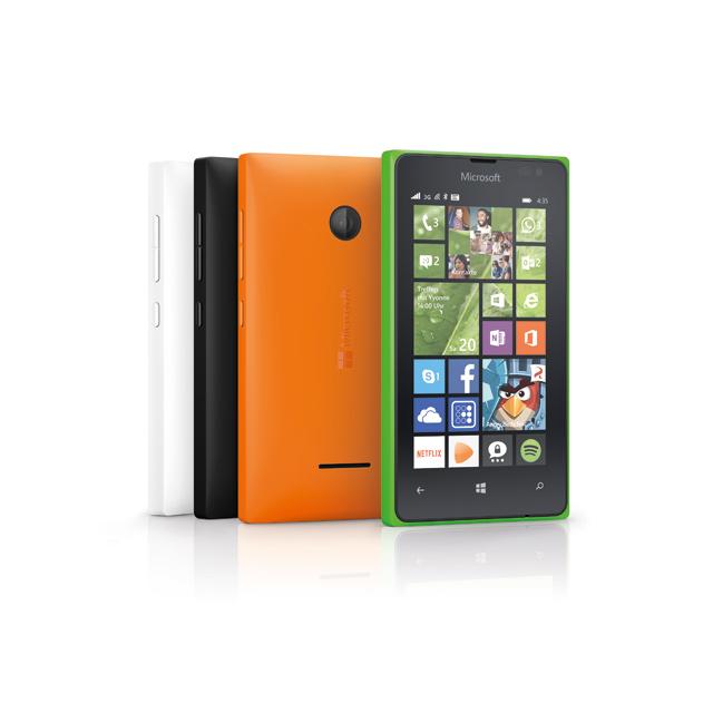 Günstiges Windows Phone: Lumia 435 – alle Daten, Fakten, Bilder