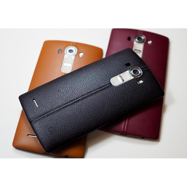 Top-Modell mit Leder: LG G4 – alle Daten, Fakten, Bilder
