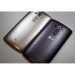 Das LG G4 mit Kunststoff-Gehäuse. (Bild: LG)