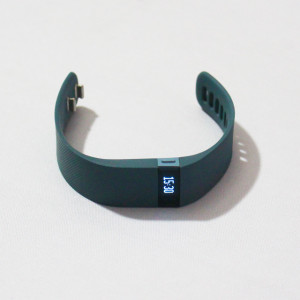 Wearables: Das Fitness-Armband Fitbit Charge